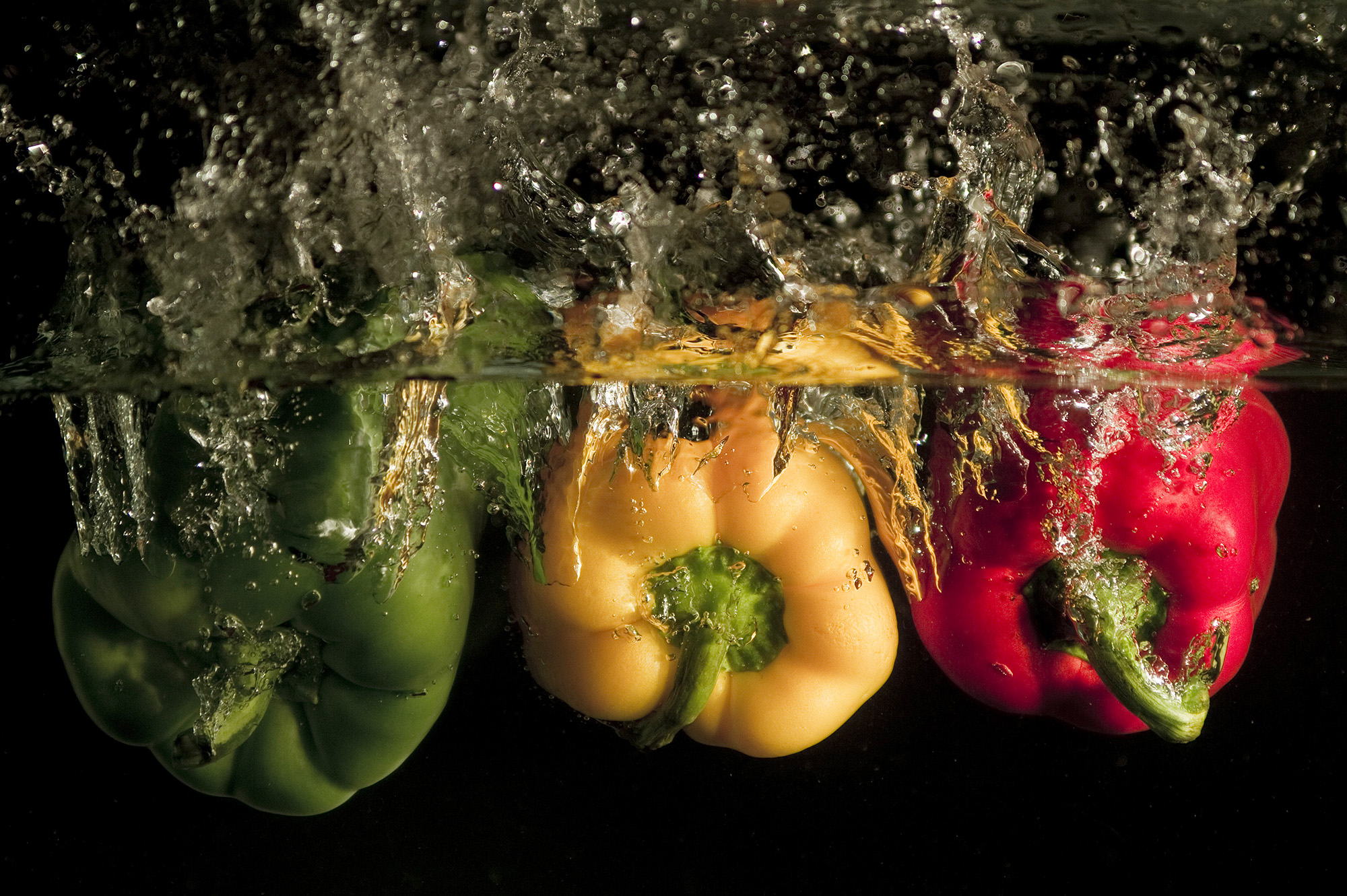 Wet Peppers - Worst Images